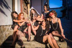 Фото сесия за моминско и ергенско парти