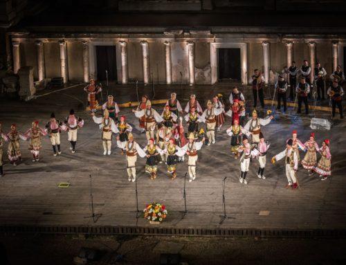 Концерт-спектакъл на ансамбли Тракия и Пирин
