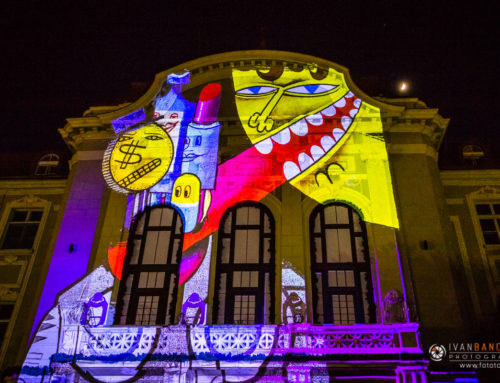 3D мапинг, Пловдив-Европейска столица на културата 2019