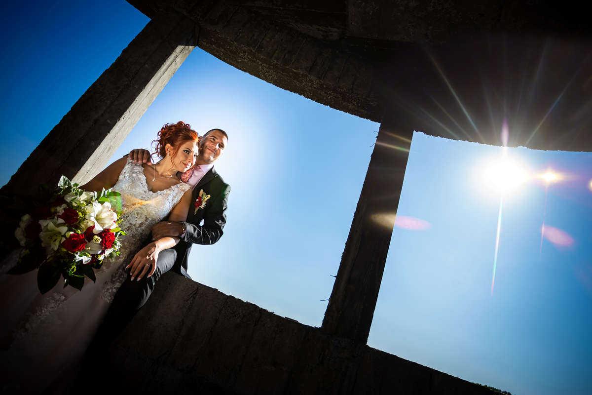 Моменти от сватбата на Н&А. Сватбена фотография от професионален фотограф Иван Банчев.